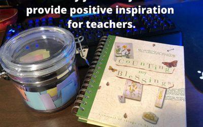 Positivity Inspires Teachers