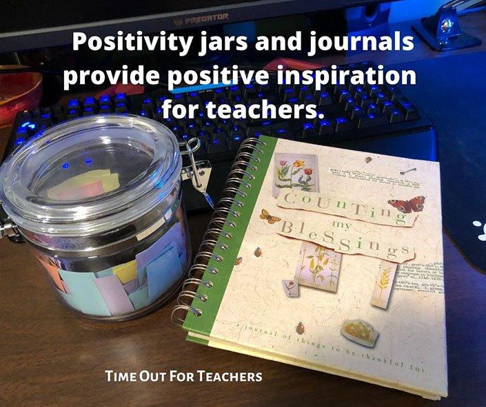 positivity jars provide positive inspiration