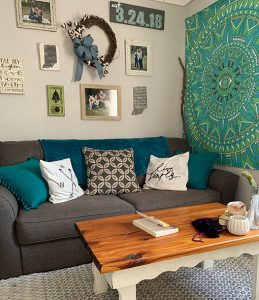 create a zen room for comfort