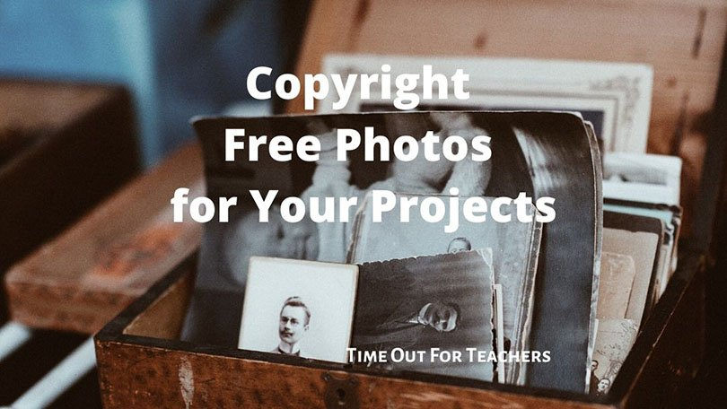 Copyright free photos for your projects