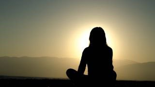Use meditation to relieve stress