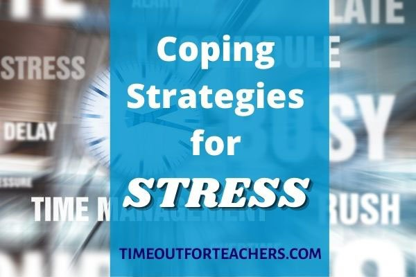 Stress coping strategies for teachers